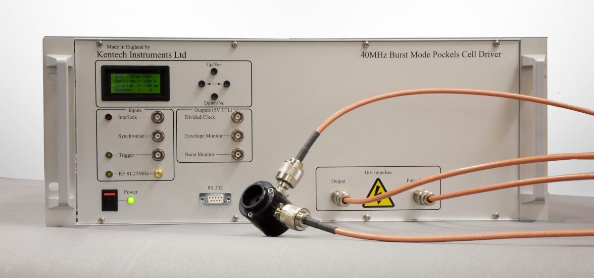 40MHz-burst-Mode-Pockels-cell-driver