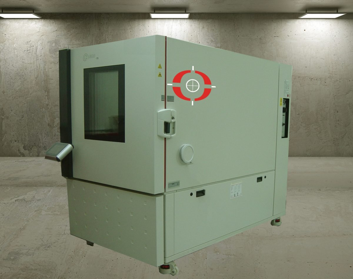 Ballistics Armour Condtioning Cabinet