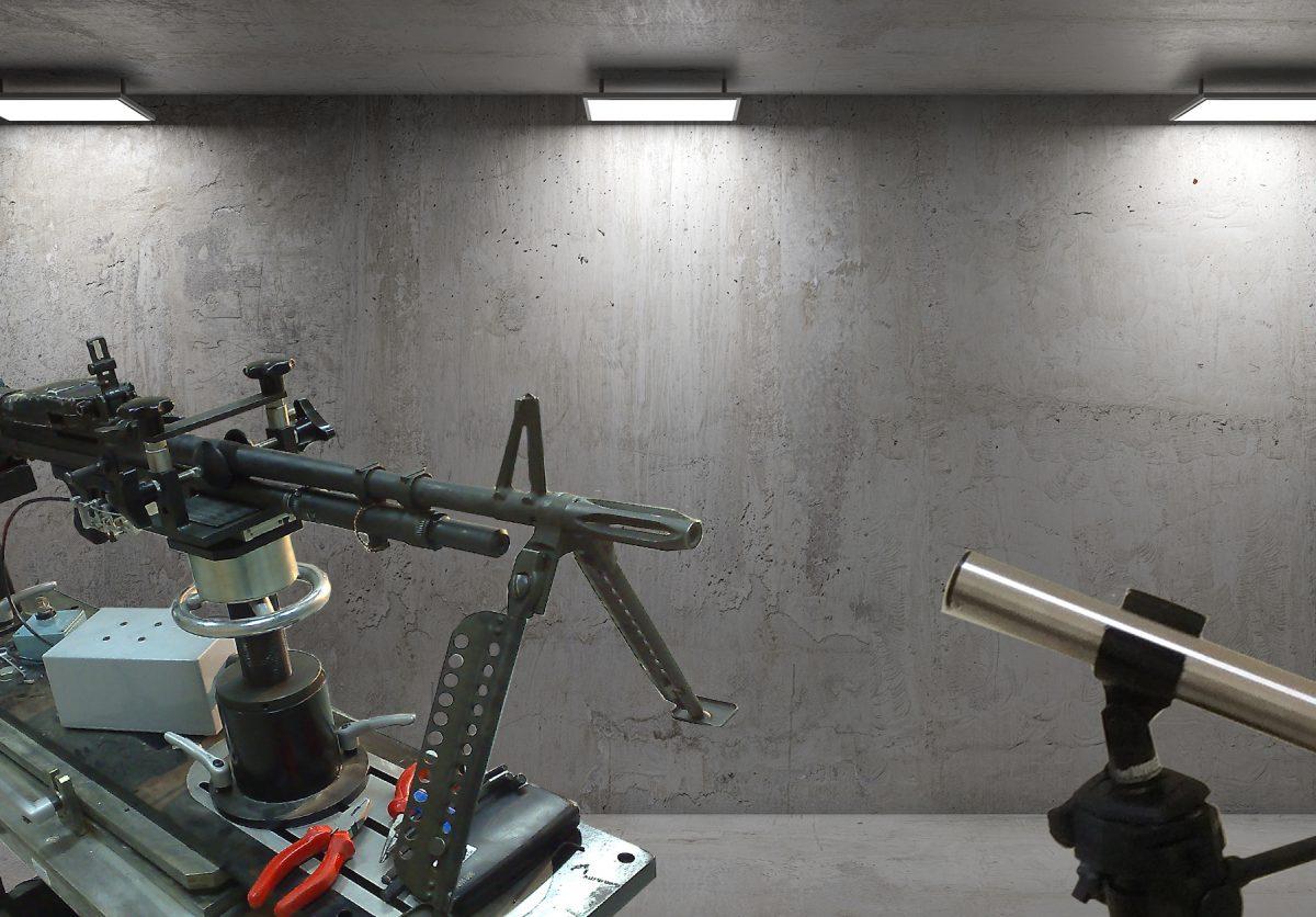 Ballistics IR Sensor In Use