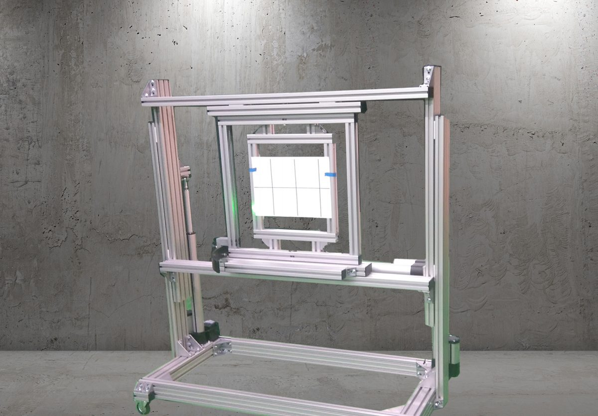 X-Y Frames