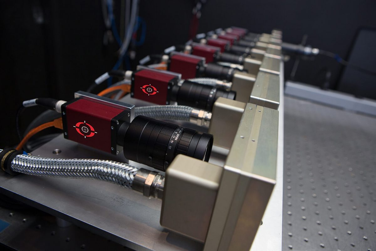 Gated Optical Imagers