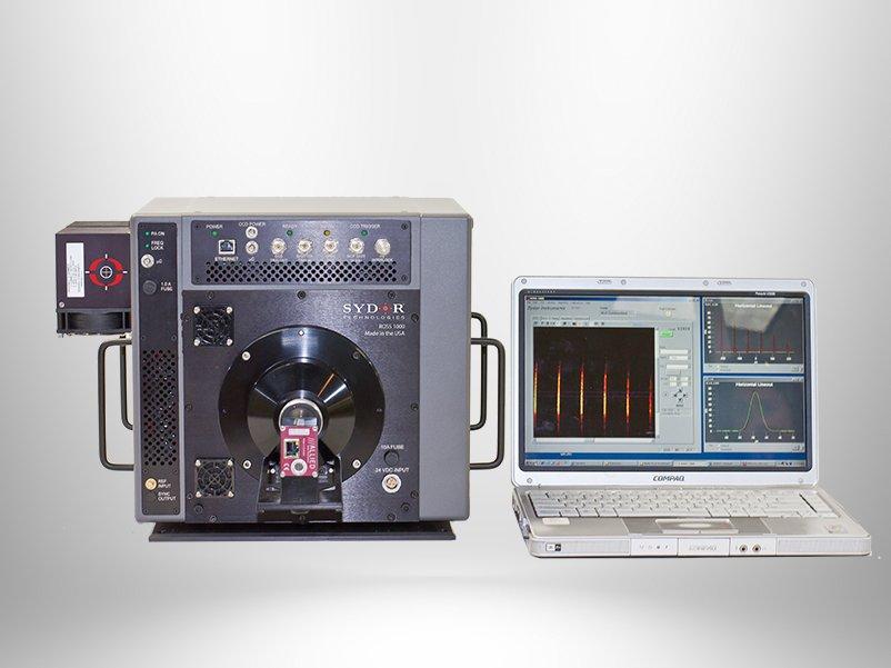 ROSS 1000 Streak Camera