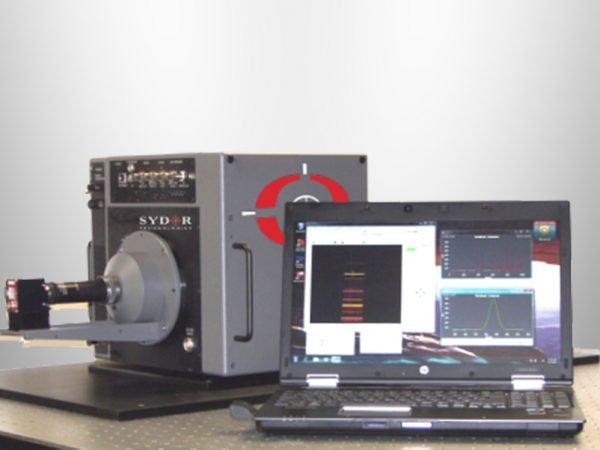 ROSS 2000 Streak Camera