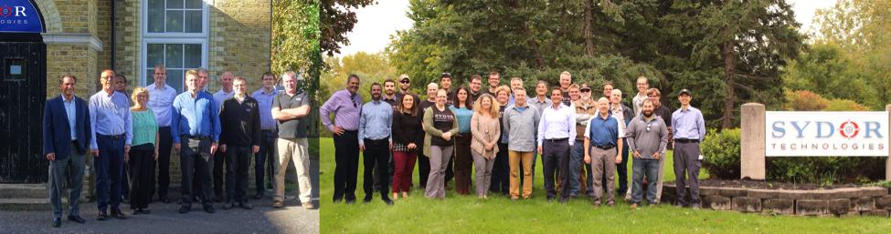 Sydor Technologies Team