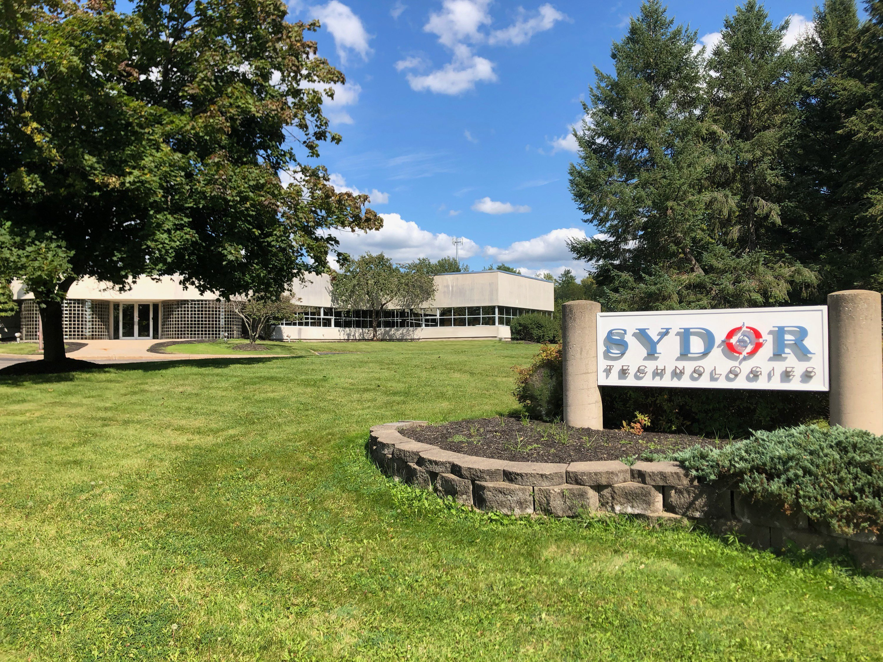 Sydor Technologies Building